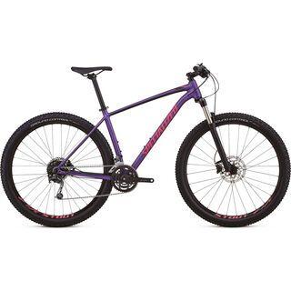 Specialized Rockhopper Expert 2018, purple/red/black - Mountainbike