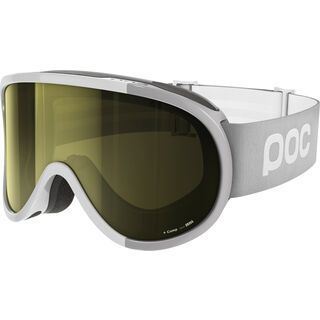 POC Retina Comp inkl. Wechselscheibe, hydrogen white/Lens: smokey yellow - Skibrille