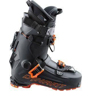 Dynafit Hoji Pro Tourenschuh 2020, asphalt/fluo orange - Skiboots