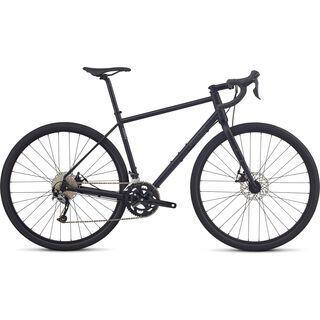 *** 2. Wahl *** Specialized Sequoia 2018, black/graphite - Gravelbike | Größe 54 cm