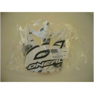 ONeal Spare Visor Fury Helmet/Kids Helmet Repeat, white - Helmvisier