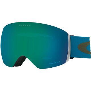 Oakley Flight Deck, blue green/Lens: prizm jade iridium - Skibrille