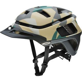 Smith Forefront, matte trail camo - Fahrradhelm