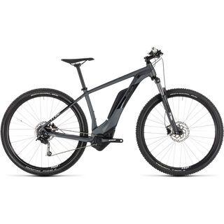 *** 2. Wahl *** Cube Reaction Hybrid ONE 400 29 2019, iridium´n´white - E-Bike | Größe 17 Zoll