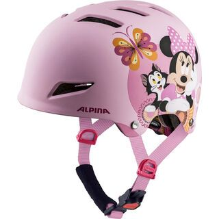 Alpina Park Jr. Disney Minnie Mouse - Fahrradhelm