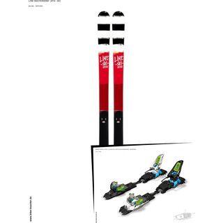 Line Set: Mastermind 2014 + Marker Squire Schizo 11