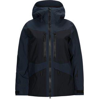 Peak Performance W Gravity Jacket, blue shadow - Skijacke