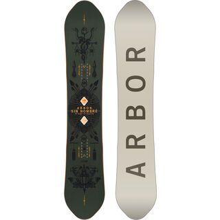 Arbor Sin Nombre 2017 - Snowboard