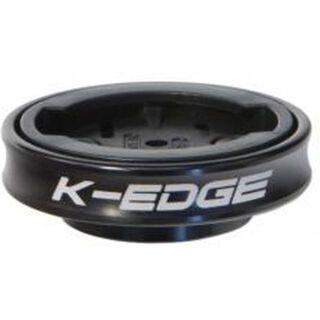 K-Edge Garmin Gravity Cap Vorbauhalterung, black