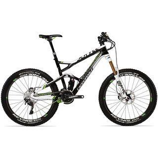 *** 2. Wahl *** Cannondale Jekyll Carbon 1 2014, schwarz - Mountainbike | Größe M // 45,7 cm