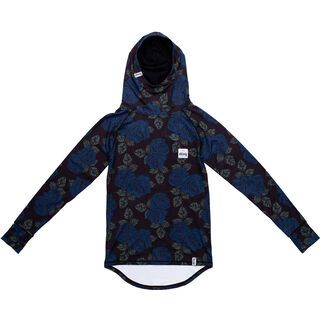 Eivy Icecold Hood Top blue orchard