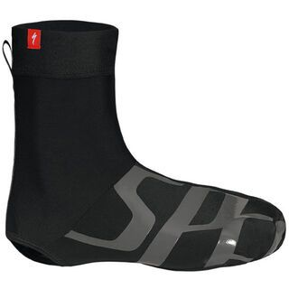 Specialized Wordmark Shoe Cover, Black/Grey - berschuhe