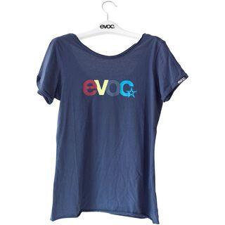 Evoc T-Shirt Women, navy - T-Shirt