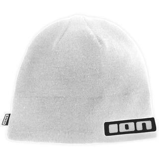 ION Logo Beanie, white - Mütze