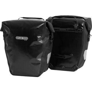 Ortlieb Back-Roller City (Paar), schwarz - Fahrradtasche