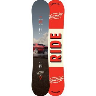 Ride Burnout 2016 - Snowboard