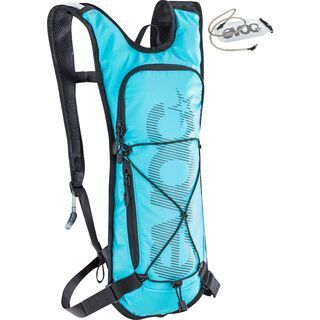 Evoc CC 3l + 2l Bladder, neon blue - Fahrradrucksack
