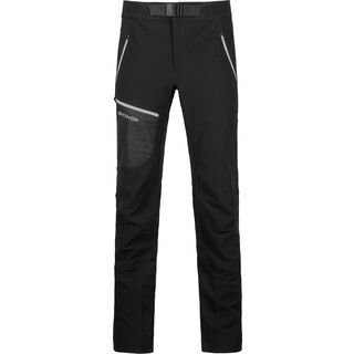 Ortovox Cevedale Pants M, black raven - Skihose