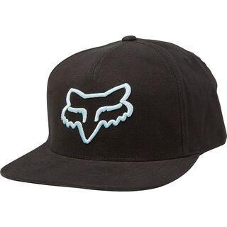 Fox Instill Snapback Hat, black/blue - Cap