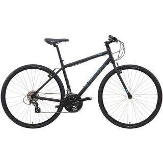 Kona Dew 2014, matt black - Urbanbike