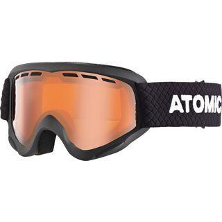 Atomic Savor JR, black/Lens: orange - Skibrille