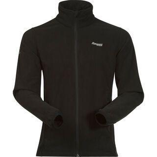 Bergans Park City Jacket, black - Fleecejacke