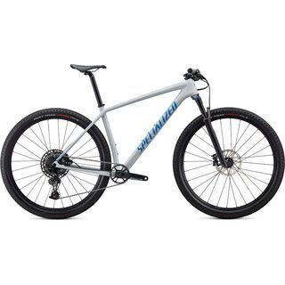 Specialized Epic HT Comp 2020, grey/blue - Mountainbike
