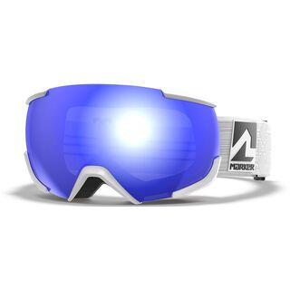 Marker 16:10+ Polarized - Blue HD Mirror white
