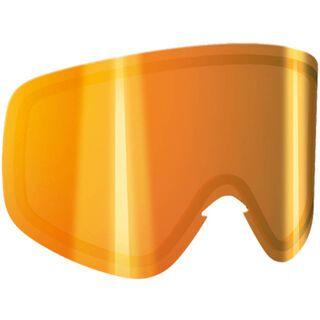 POC Retina Lens, Persimmon/Red mirror - Wechselscheibe