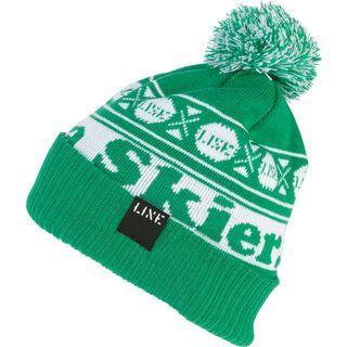 Line Skier Beanie, kelly green - Mütze
