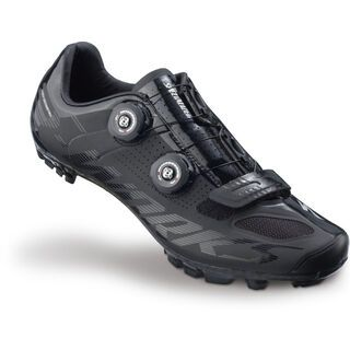 Specialized S-Works XC, Black/Black - Radschuhe