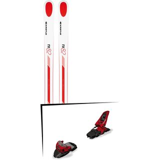 Set: Kästle TX82 2019 + Marker Squire 11 red