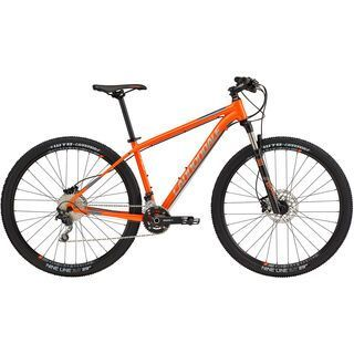 Cannondale Trail 3 29 2017, orange - Mountainbike