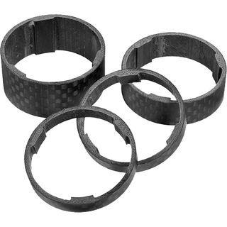 Cube Spacer - Set, carbon