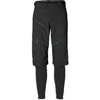 Vaude Men's Virt Softshell Pants II, black - Radhose