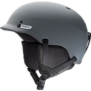 Smith Gage, matte charcoal - Snowboardhelm