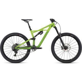 Specialized Enduro FSR Comp 650B 2017, moto/monster/hy green - Mountainbike