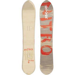 Nitro Quiver Slash 2020 - Snowboard