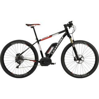 Cannondale Tramount 2 2015, black/red - E-Bike