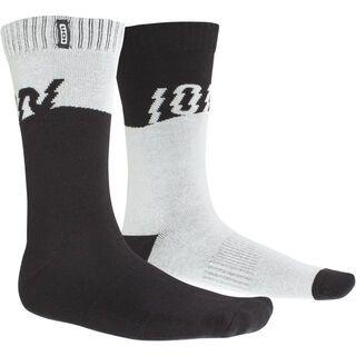 ION Socks Scrub, black - Radsocken