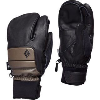Black Diamond Spark Finger Gloves, walnut - Skihandschuhe