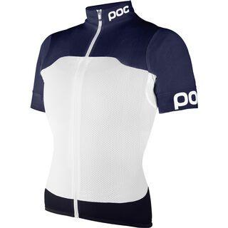 POC Raceday Climber Jersey WO, black hydrogen white - Radtrikot