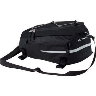 Vaude Silkroad M, black - Gepäckträgertasche