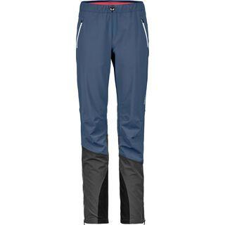 Ortovox Merino Light Skin Tofana Pants W, night blue - Skihose