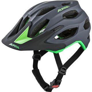Alpina Carapax 2.0, charcoal-green - Fahrradhelm