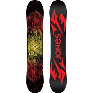 Jones Mountain Twin Wide 2020 - Snowboard