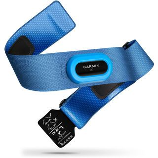 Garmin HRM-Swim Herzfrequenz-Brustgurt blau/blau