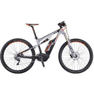 Scott E-Genius 920 2016, black/grey/orange - E-Bike