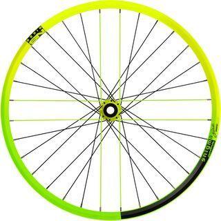 NS Bikes Enigma Dynamal 26 Disc, lemon lime - Vorderrad