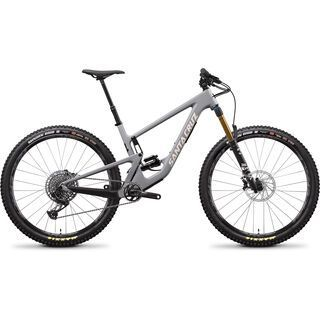 Santa Cruz Hightower CC X01 2021, smoke grey - Mountainbike